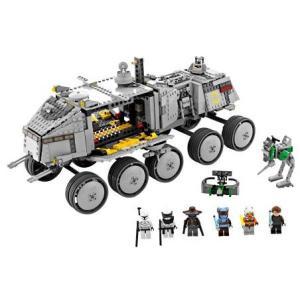 スターウォーズ Star Wars レゴ LEGO おもちゃ The Clone Wars Clone Turbo Tank Set #8098|fermart-hobby