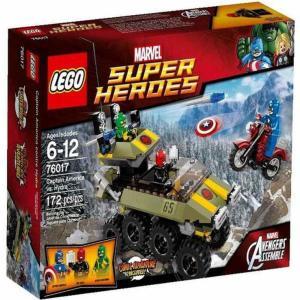 キャプテン アメリカ Captain America レゴ LEGO おもちゃ Marvel Super Heroes Avengers Assemble vs Hydra Set #76017|fermart-hobby