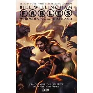 バーティゴ Vertigo ディーシー コミックス DC Comics おもちゃ Fables: Werewolves of the Heartland Hardcover Comic Book|fermart-hobby