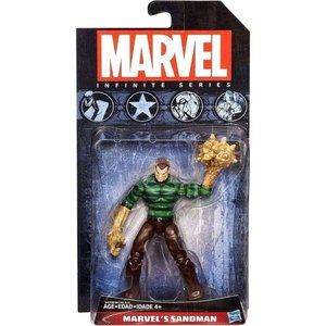 サンドマン Sandman ハズブロ Hasbro Toys フィギュア おもちゃ Avengers Infinite Series 4 Marvel's Action Figure [Classic]|fermart-hobby