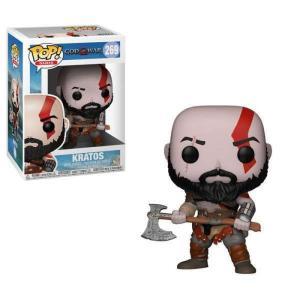 ゴッド オブ ウォー God of War ファンコ Funko フィギュア おもちゃ POP! Games Kratos with Axe Vinyl Figure #269|fermart-hobby