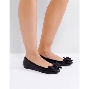 ミス ケージー レディース スリッポン・フラット シューズ・靴 Kandy Bow Ballerina Black fermart-shoes