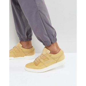 リーボック メンズ スニーカー シューズ・靴 Reebok Club Workout SE Trainers In Tan BS7895 Tan|fermart-shoes