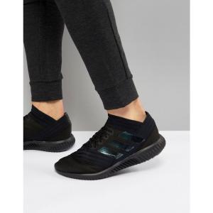 アディダス Adidas メンズ シューズ・靴 サッカー Football Nemiziz trainers in black bb3660 Black fermart-shoes
