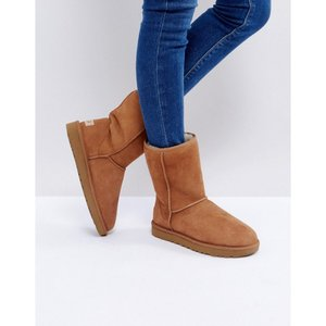 アグ レディース ブーツ シューズ・靴 UGG Classic Short II Chestnut Boots Chestnut fermart-shoes