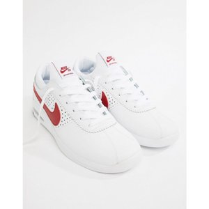 ナイキ メンズ スニーカー シューズ・靴 Bruin Max Vapor Trainers In White 882097-100 White|fermart-shoes