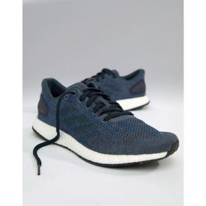 アディダス メンズ シューズ・靴 ランニング・ウォーキング adidas Running PureBoost DPR In Navy BB6293 Navy|fermart-shoes