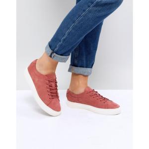 ラコステ レディース スニーカー シューズ・靴 Lacoste L.12.12 Unlined 118 3 In Red Red|fermart-shoes
