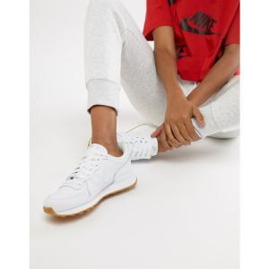 ナイキ レディース スニーカー シューズ・靴 Internationalist Trainers In White White|fermart-shoes