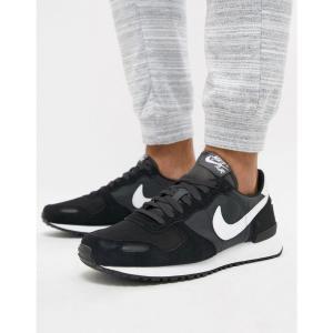 ナイキ メンズ スニーカー シューズ・靴 Nike Air Vortex Trainers In Black 903896-010 Black fermart-shoes