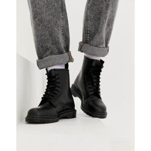 ドクターマーチン Dr Martens メンズ ブーツ シューズ・靴 1460 mono 8-eye boots in black Black fermart-shoes