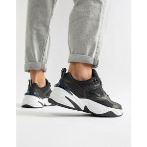 ナイキ Nike メンズ スニーカー シューズ・靴 M2K Tekno Trainers In Black AV4789-002 Black|fermart-shoes