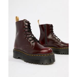ドクターマーチン Dr Martens レディース ブーツ シューズ・靴 Exclusive Cherry Jadon Boots Cherry red|fermart-shoes