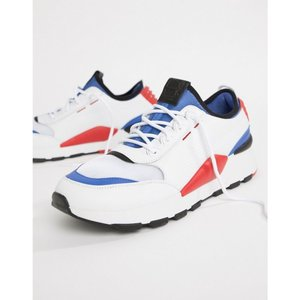 プーマ Puma メンズ スニーカー シューズ・靴 RS-0 Sound Trainers In White 36689001 White|fermart-shoes