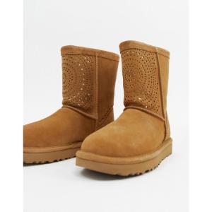 アグ UGG レディース ブーツ シューズ・靴 Classic Short Chestnut Boots Chestnut|fermart-shoes