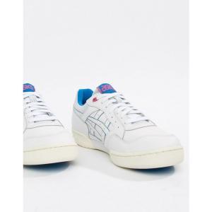 アシックス Asics メンズ スニーカー シューズ・靴 Gel Circuit Trainers In White 1193A003-100 White fermart-shoes