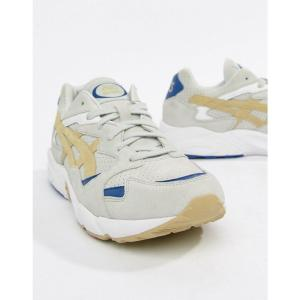 アシックス Asics メンズ スニーカー シューズ・靴 Gel Diablo Trainers In Grey 1193A014-020 Grey fermart-shoes