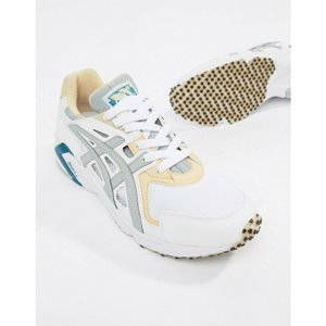 アシックス Asics メンズ スニーカー シューズ・靴 Gel DS OG Trainers In White H704Y-101 White fermart-shoes