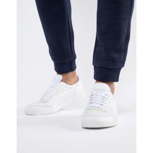 アシックス Asics メンズ スニーカー シューズ・靴 Gel Vickka Trainers In White 1193A132-100 White fermart-shoes