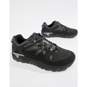 メレル Merrell メンズ シューズ・靴 ハイキング・登山 All Out Blaze 2 hiking trainers in black Black|fermart-shoes