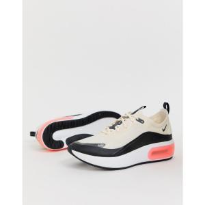 ナイキ Nike レディース スニーカー シューズ・靴 cream Air Max Dia trainers Pale ivory|fermart-shoes