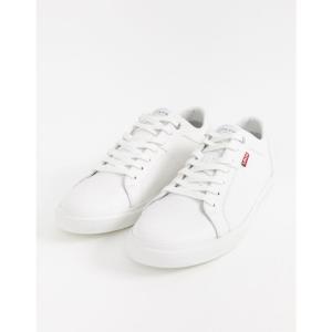 リーバイス Levi's メンズ スニーカー シューズ・靴 woods trainers brilliant white White|fermart-shoes