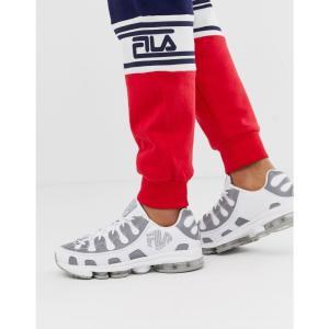 フィラ Fila メンズ スニーカー シューズ・靴 Silva trainer in white White|fermart-shoes
