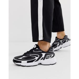 フィラ Fila メンズ スニーカー シューズ・靴 Creator trainer in black Black|fermart-shoes
