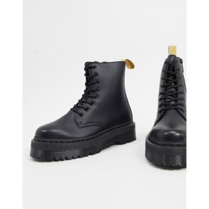 ドクターマーチン Dr Martens メンズ ブーツ シューズ・靴 vegan jadon platform boots in black ブラック fermart-shoes