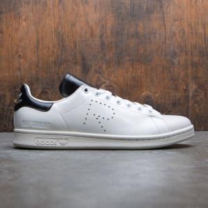 アディダス Adidas Raf Simons メンズ スニーカー シューズ・靴 Adidas x Raf Simons Stan Smith white / optic white / core black / talcs fermart-shoes