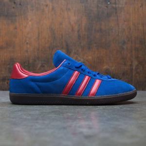 アディダス Adidas メンズ スニーカー シューズ・靴 Spritus SPZL blue / collegiate royal / scarlet / night navy fermart-shoes