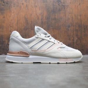 アディダス Adidas メンズ スニーカー シューズ・靴 Consortium x Solebox Quesence gray / cream white / sesame fermart-shoes