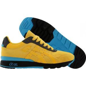 アシックスタイガー Asics Tiger メンズ シューズ・靴 スニーカー BAIT x Asics Tiger GT-II Premium 3M Rings Pack - Yellow Ring|fermart-shoes