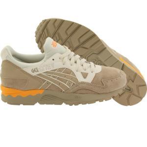 アシックス レディース スニーカー シューズ・靴 Asics Tiger Gel Lyte V tan / sand|fermart-shoes
