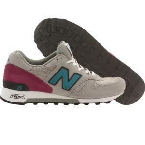 ニューバランス メンズ スニーカー シューズ・靴 New Balance M1300DGR - Made In USA gray / purple|fermart-shoes