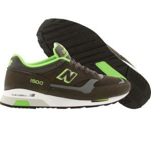 ニューバランス New Balance メンズ シューズ・靴 スニーカー New Balance Men M1500OGG - Made In England|fermart-shoes
