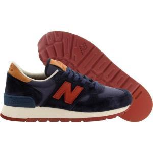 ニューバランス New Balance メンズ シューズ・靴 スニーカー New Balance Men M990DSA Distinct Weekender - Made in USA|fermart-shoes