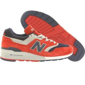 ニューバランス New Balance メンズ シューズ・靴 スニーカー New Balance Men 997 Connoisseur Ski M997CSIY - Made In USA|fermart-shoes