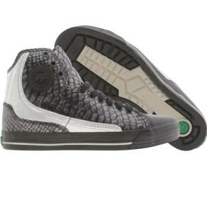 ピーエフフライヤー PF Flyers メンズ シューズ・靴 カジュアルシューズ PF Flyers Glide Black Snake|fermart-shoes
