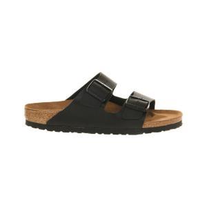 ビルケンシュトック レディース サンダル・ミュール シューズ・靴 arizona birko-flor sandals Black|fermart-shoes