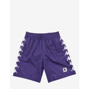 カッパ Kappa Kontroll メンズ 海パン 水着・ビーチウェア Logo Swim Shorts Purple|fermart-shoes