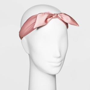 ニューデイ A New Day レディース ヘアアクセサリー ヘッドバンド Head Wrap Headband - Blush Pink|fermart-shoes