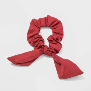 ユニバーサルスレッド Universal Thread レディース ヘアアクセサリー Cotton Woven Fabric Twister with Twist Front Knot Hair Elastics - Rust|fermart-shoes