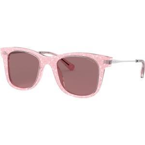 コーチ Coach レディース メガネ・サングラス スクエアフレーム HC8290 50mm Female Square Sunglasses pink/pink|fermart-shoes