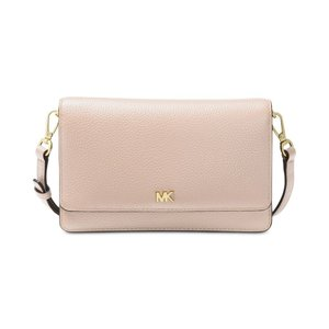 マイケル コース Michael Kors レディース スマホケース Phone Wallet Crossbody Soft Pink/Gold|fermart-shoes
