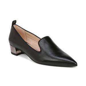 フランコサルト Franco Sarto レディース ローファー・オックスフォード シューズ・靴 Vianna Pointed-Toe Loafers Black|fermart-shoes