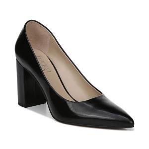 フランコサルト Franco Sarto レディース パンプス シューズ・靴 Palma Pumps Black Leather|fermart-shoes