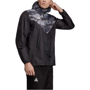 アディダス adidas メンズ サッカー トップス Tango Camo Half Zip Soccer Pullover Black|fermart-shoes
