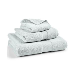 ホテル コレクション Hotel Collection ユニセックス タオル CLOSEOUT! Premier MicroCotton Wash Towel Sky|fermart-shoes