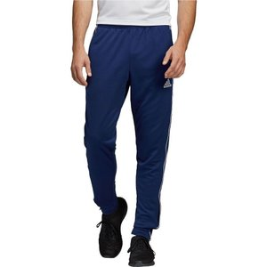 アディダス adidas メンズ サッカー ボトムス・パンツ CORE18 Climalite Slim Fit Soccer Pants Navy|fermart-shoes